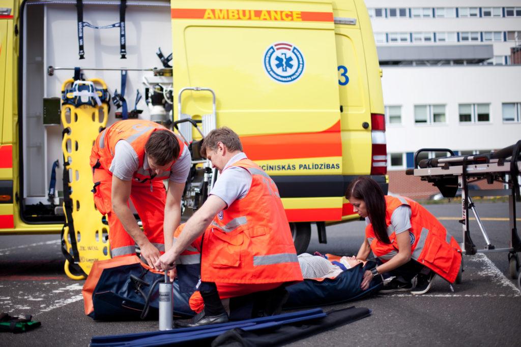 Служба скорой медицинской помощи